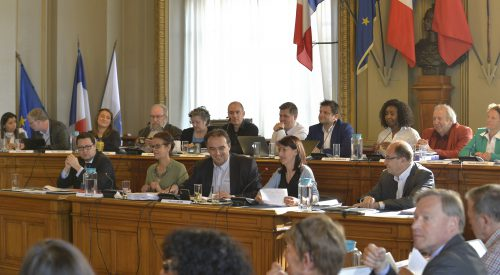 Conseil municipal 9 juin 2016