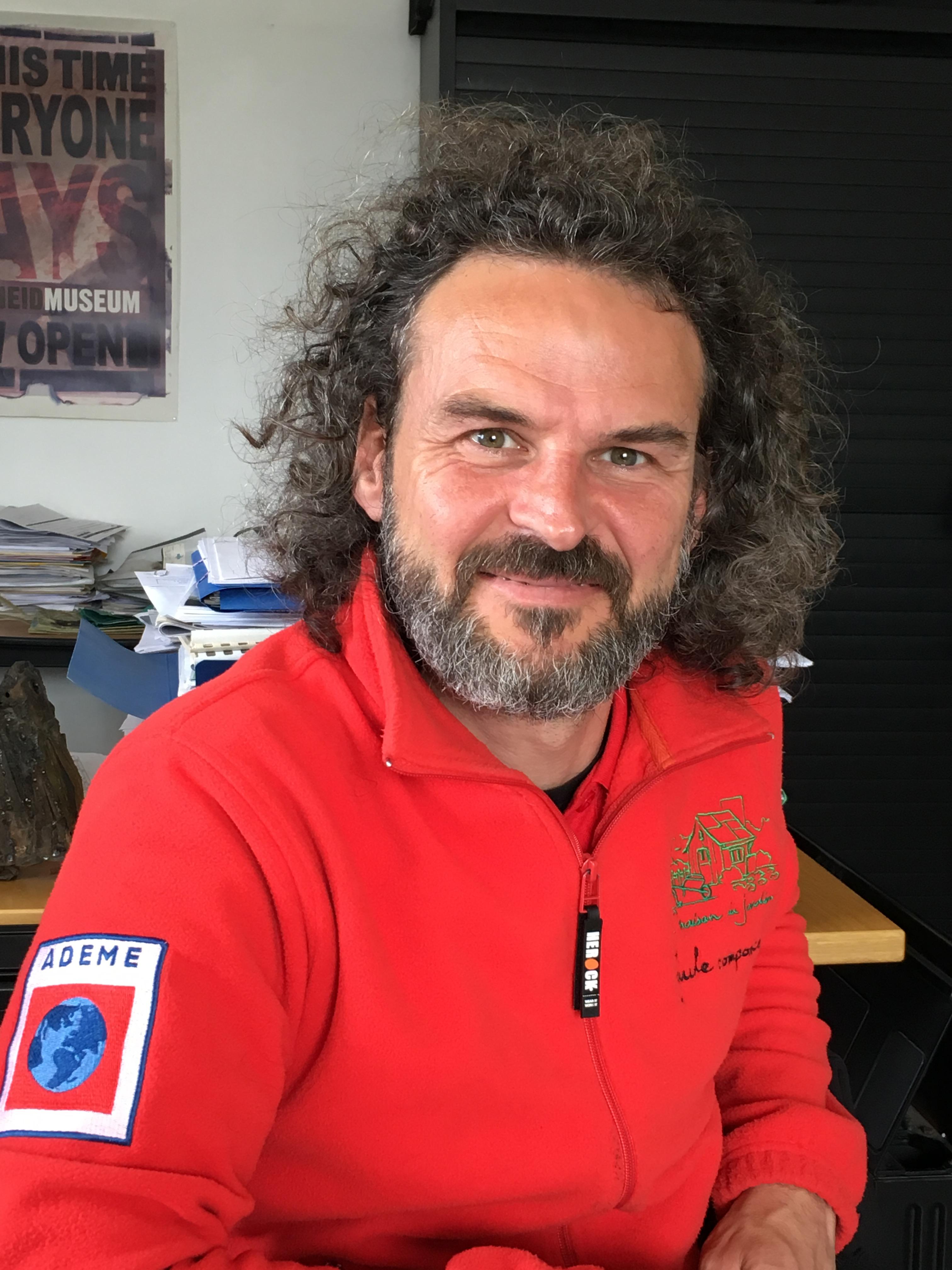 Frédéric Bernard Maitre composteur