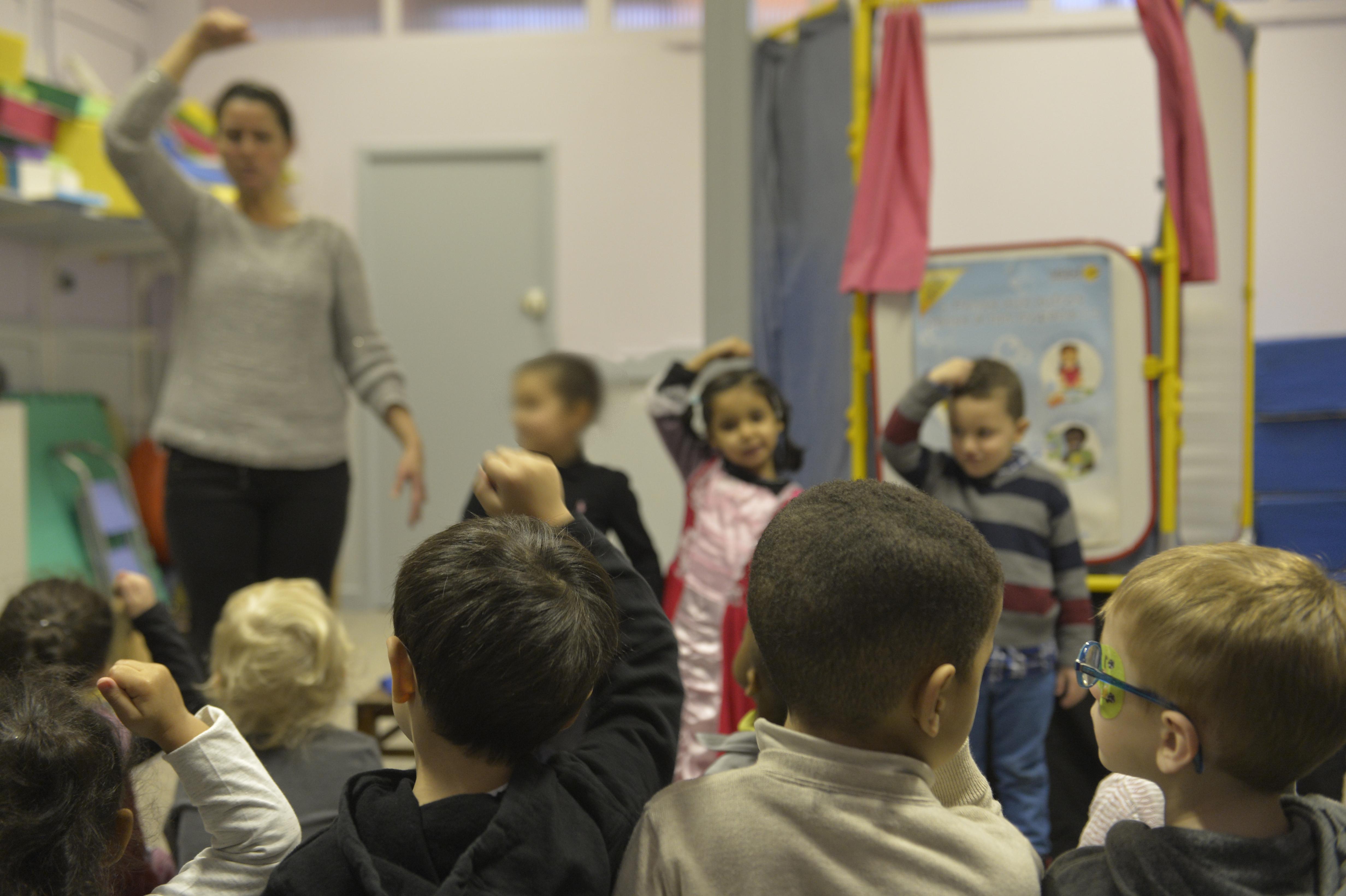 atelier enfant santé