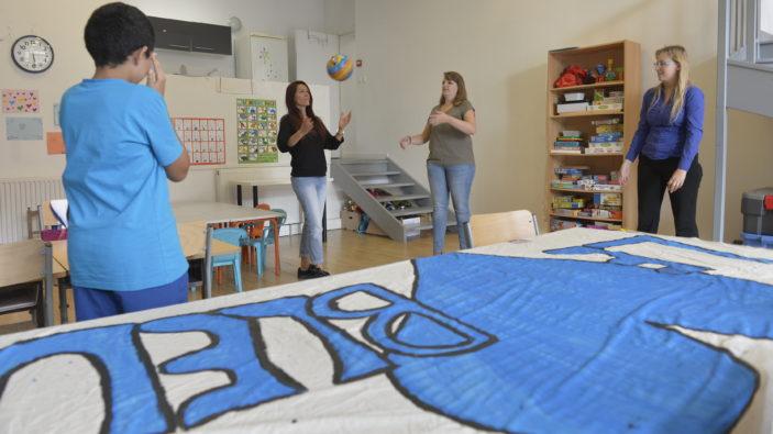 le c ur bleu ou un nouvel accueil pour les enfants autistes roubaixxl. Black Bedroom Furniture Sets. Home Design Ideas
