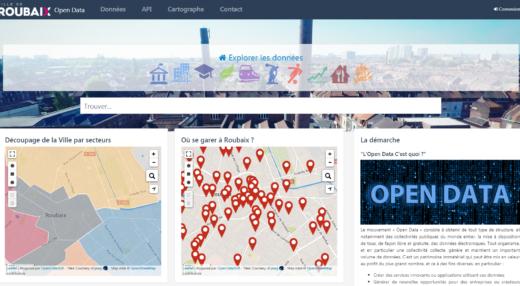 Capture open data