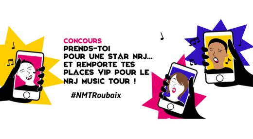 Concours NRJ Music Tour 2019