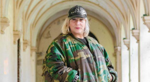 Julie Antoine , directrice artistique du Couvent à Roubaix