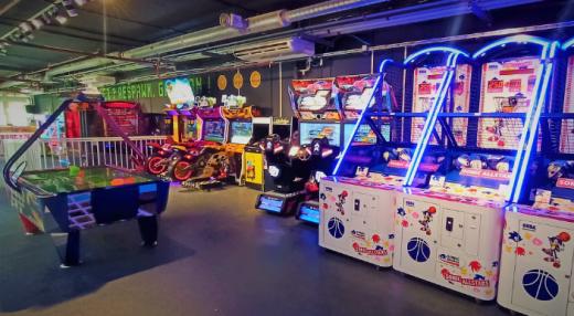 Jeux d'arcade Akiha Pop