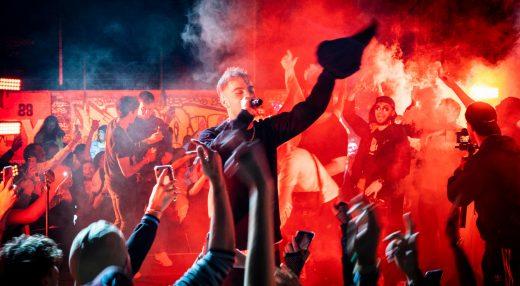 Bekar en concert à Roubaix #XU2021