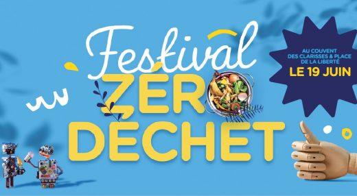 Bannière Festival Zéro Déchet