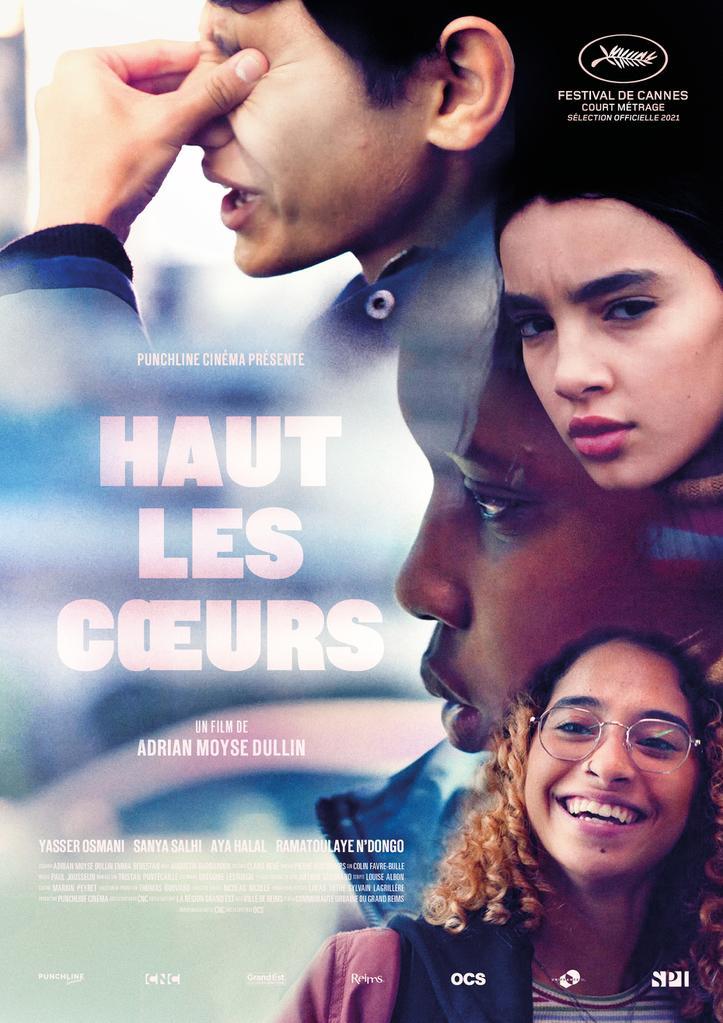 Affiche du film Haut les coeurs