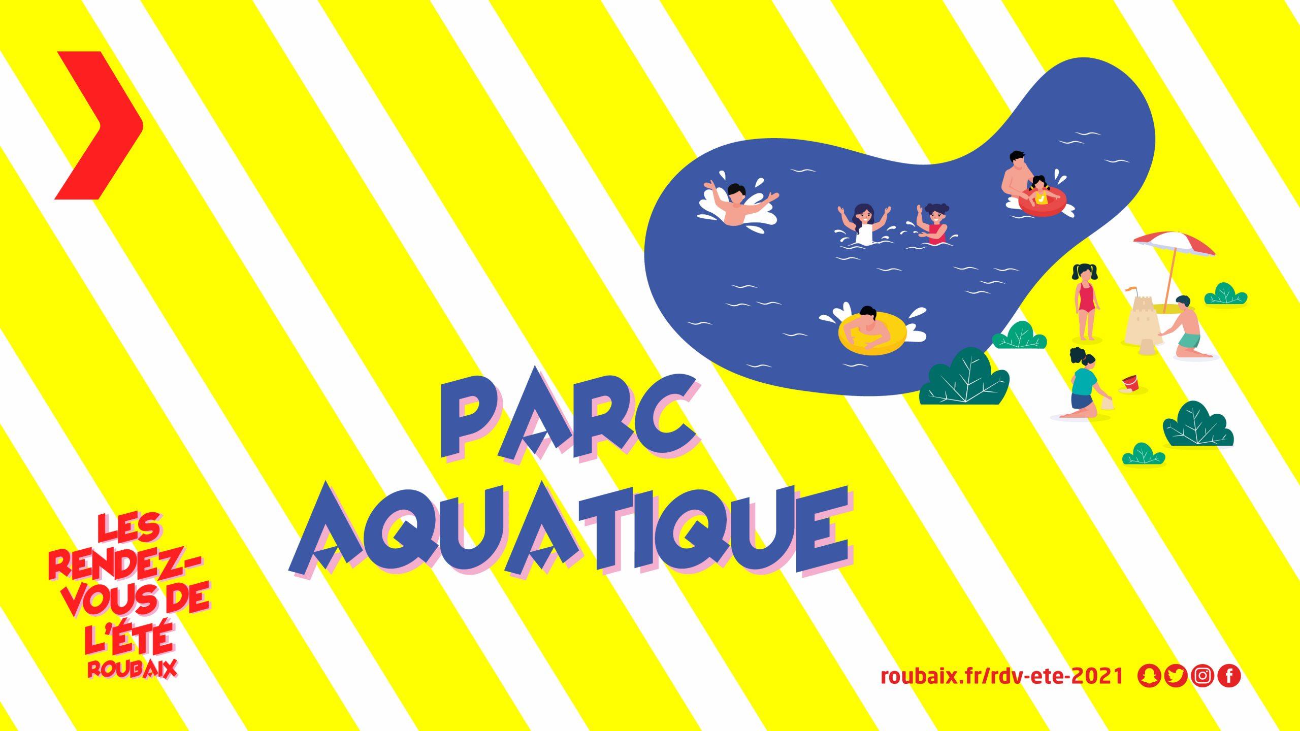 Visuel Parc aquatique