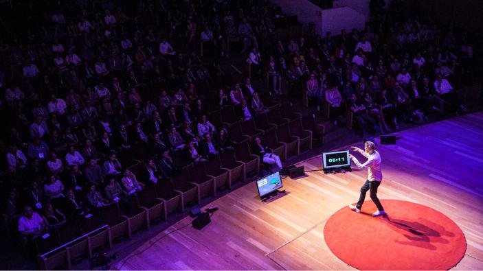 Illustration TedX ( source TedX Lille)