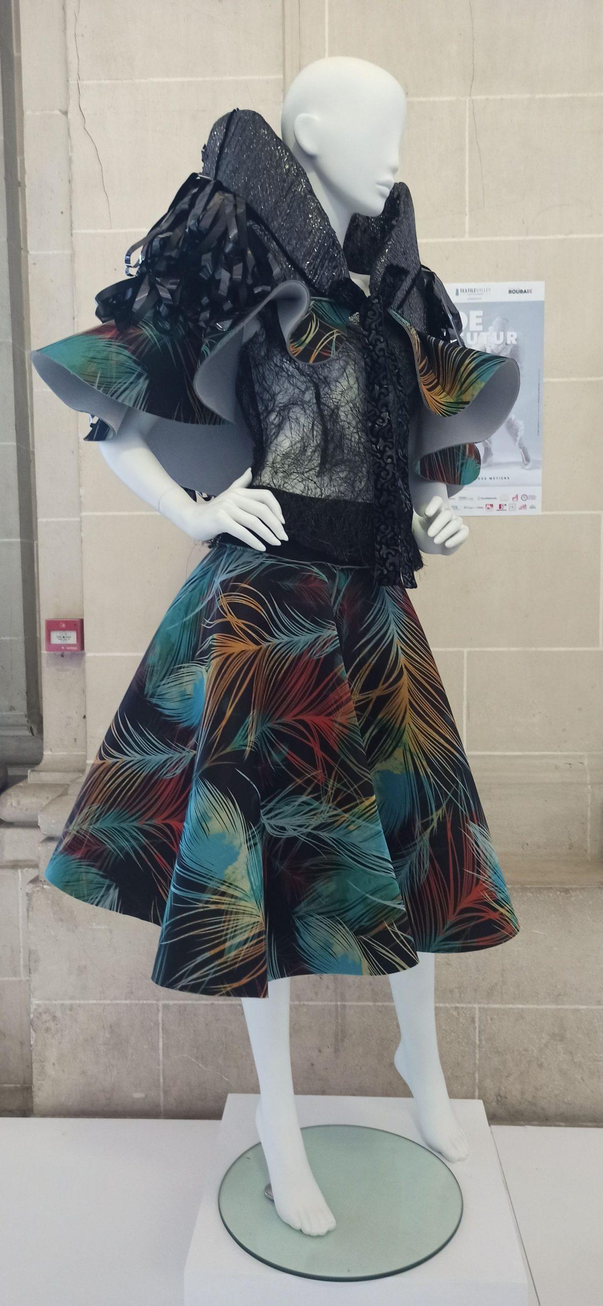 robe mode au futur 2