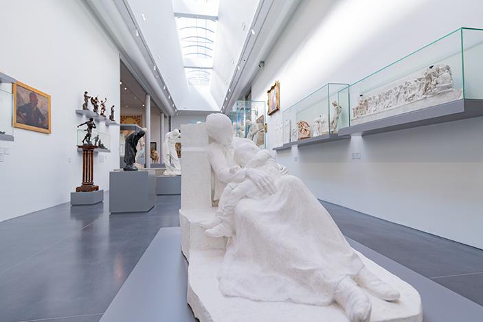 extension du musée