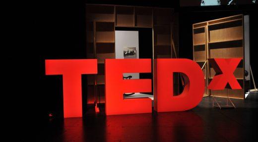 Logo TedX (source Marie Bobin TedX)