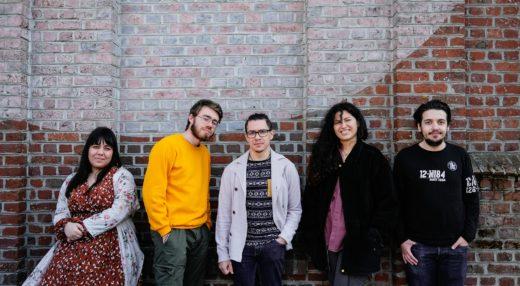 Des jeunes roubaisiens du studio ML