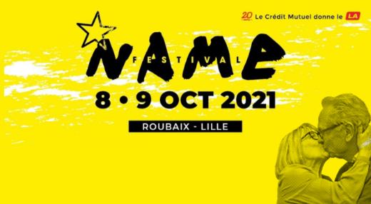 Bannière NAME Festival 2021